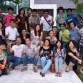 Sharon Chan & Production Staff